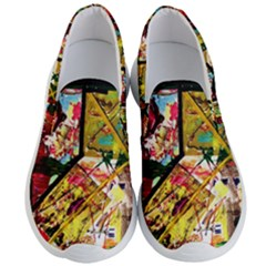 Absurd Theater In And Out Men s Lightweight Slip Ons by bestdesignintheworld