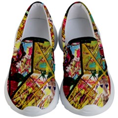Absurd Theater In And Out Kid s Lightweight Slip Ons by bestdesignintheworld