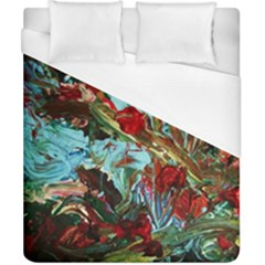 Eden Garden 7 Duvet Cover (california King Size) by bestdesignintheworld