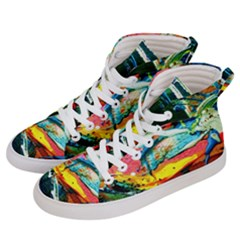 Aerobus Men s Hi Top Skate Sneakers by bestdesignintheworld