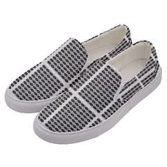 Perth Y Men s Canvas Slip Ons by moaus