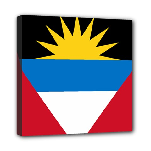 Flag Of Antigua & Barbuda Multi Function Bag	 by abbeyz71