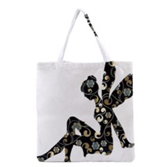 Fairy Fantasy Female Fictional Grocery Tote Bag