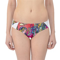 Elephant Pachyderm Animal Hipster Bikini Bottoms
