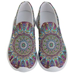 Mandala Decorative Ornamental Men s Lightweight Slip Ons