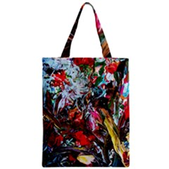 Eden Garden 6 Zipper Classic Tote Bag by bestdesignintheworld