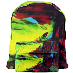 Perfect Night  For Samurai 1 Giant Full Print Backpack by bestdesignintheworld