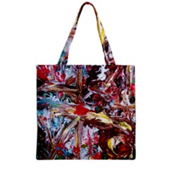 Eden Garden 1 Grocery Tote Bag by bestdesignintheworld