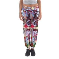 Eden Garden 1 Women s Jogger Sweatpants by bestdesignintheworld