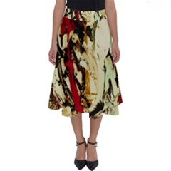 Ireland #1 Perfect Length Midi Skirt