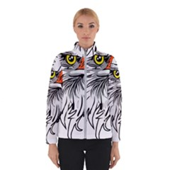 Animal Bird Cartoon Comic Eagle Winterwear