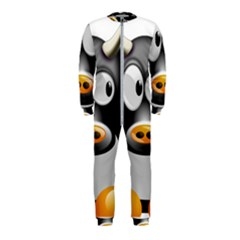 Cow Animal Mammal Cute Tux Onepiece Jumpsuit (kids)