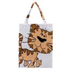 Cats Kittens Animal Cartoon Moving Classic Tote Bag