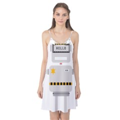 Robot Technology Robotic Animation Camis Nightgown