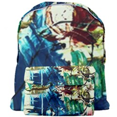 Clocks And Watch 4 Giant Full Print Backpack by bestdesignintheworld