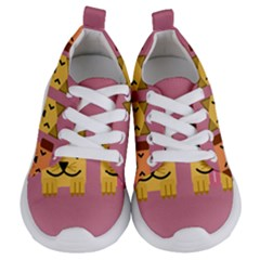 Pet Animal Feline Domestic Animals Kids  Lightweight Sports Shoes