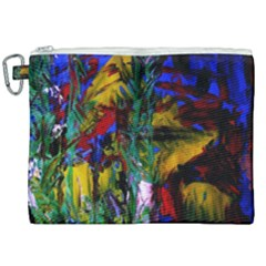 Night At The Foot Of Fudziama 1 Canvas Cosmetic Bag (xxl) by bestdesignintheworld