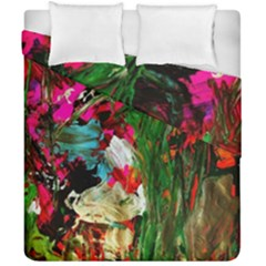 Sunset In A Mountains 1 Duvet Cover Double Side (california King Size) by bestdesignintheworld