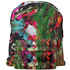 Sunset In A Mountains 1 Giant Full Print Backpack by bestdesignintheworld