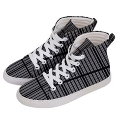 Sexy Y Men s Hi Top Skate Sneakers by mobla