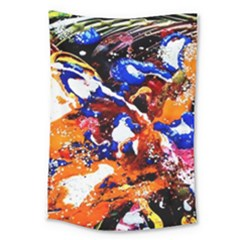 Smashed Butterfly Large Tapestry by bestdesignintheworld