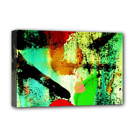 Humidity 4 Deluxe Canvas 18  X 12   by bestdesignintheworld