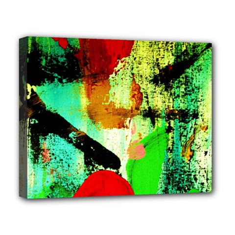 Humidity 4 Deluxe Canvas 20  X 16   by bestdesignintheworld