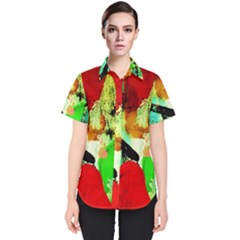 Humidity 4 Women s Short Sleeve Shirt