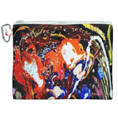 Smashed Butterfly 8 Canvas Cosmetic Bag (xxl) by bestdesignintheworld