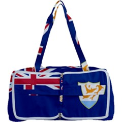 Flag Of Anguilla Multi Function Bag