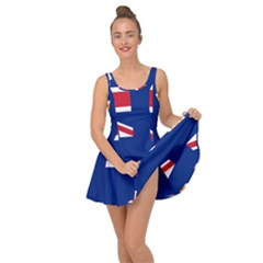 Flag Of Anguilla Inside Out Casual Dress