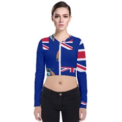 Flag Of Ascension Island Bomber Jacket