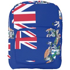 Flag Of Ascension Island Full Print Backpack
