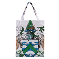 Flag Of Ascension Island Classic Tote Bag