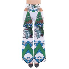 Flag Of Ascension Island So Vintage Palazzo Pants