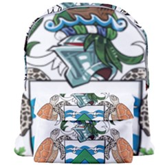 Flag Of Ascension Island Giant Full Print Backpack