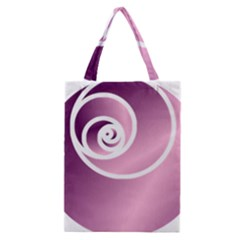 Rose Classic Tote Bag by Jylart