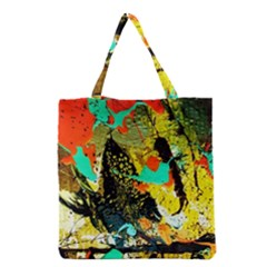 Fragrance Of Kenia 6 Grocery Tote Bag by bestdesignintheworld