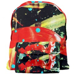 Enigma 2 Giant Full Print Backpack by bestdesignintheworld