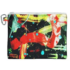 Enigma 2 Canvas Cosmetic Bag (xxl) by bestdesignintheworld