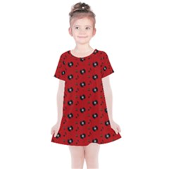 Vinyl Music Kids  Simple Cotton Dress