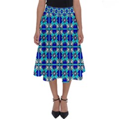 Artwork By Patrick Colorful 45 2 Perfect Length Midi Skirt
