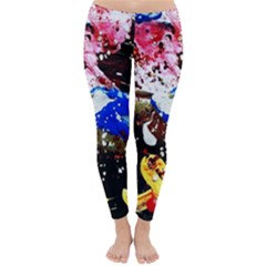 Smashed Butterfly 5 Classic Winter Leggings
