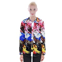 Smashed Butterfly 5 Womens Long Sleeve Shirt
