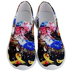 Smashed Butterfly 5 Men s Lightweight Slip Ons