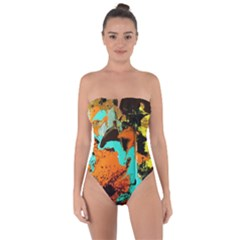 Fragrance Of Kenia 5 Tie Back One Piece Swimsuit