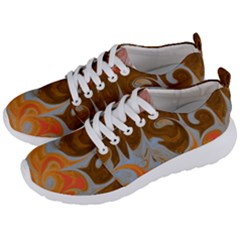 Fire And Water Men s Lightweight Sports Shoes by digitaldivadesigns