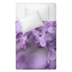 Lilac Duvet Cover Double Side (single Size) by LoolyElzayat