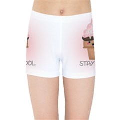 Stay Cool Kids Sports Shorts
