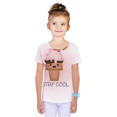 Stay Cool Kids  One Piece Tee by ZephyyrDesigns